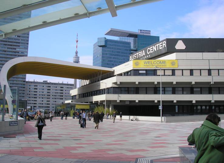 Vienna, the second location of GIFT workshops held during the EGU general assembly